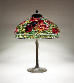 Tiffany Studios Peony Table Lamp - 841556