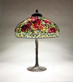 Tiffany Studios Peony Table Lamp - 841558