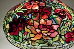 Tiffany Studios Peony Table Lamp - 841561