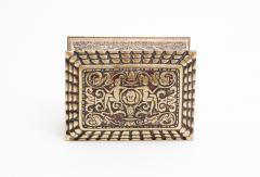 Tiffany Studios Spanish Pattern Utility Box - 674981