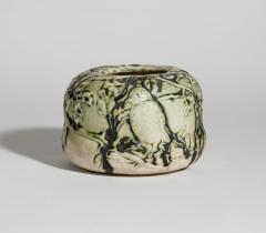 Tiffany Studios Tiffany Favrile Pottery Bowl with Songbirds - 335037