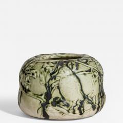 Tiffany Studios Tiffany Favrile Pottery Bowl with Songbirds - 335317