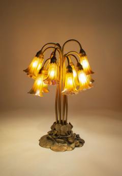 Tiffany Studios Tiffany Studios 12 Light Lily Lamp - 1307413