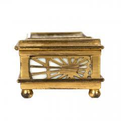 Tiffany Studios Tiffany Studios NY 801 Pine Needle Stamp Box - 1595136