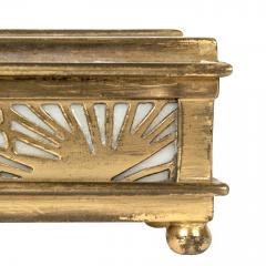 Tiffany Studios Tiffany Studios NY 801 Pine Needle Stamp Box - 1595145