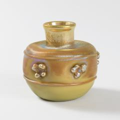 Tiffany Studios Tiffany Studios New York Art Nouveau Favrile Glass Vase - 112294