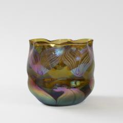 Tiffany Studios Tiffany Studios New York Glass Vase - 160427