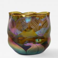 Tiffany Studios Tiffany Studios New York Glass Vase - 161129