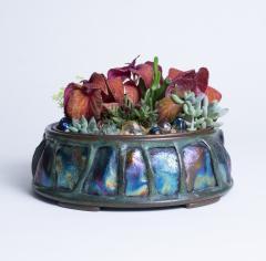 Tiffany Studios Tiffany Studios Turtleback Planter - 1979715