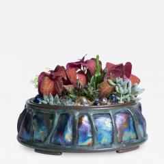 Tiffany Studios Tiffany Studios Turtleback Planter - 1985837