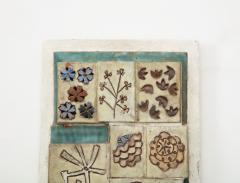 Tile Patchwork on Board - 1156054