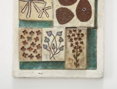 Tile Patchwork on Board - 1156055