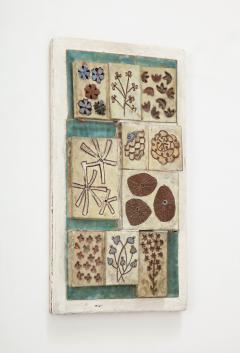 Tile Patchwork on Board - 1156056