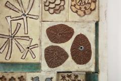 Tile Patchwork on Board - 1156058