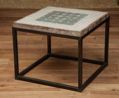 Tile Top Side Table - 1279670