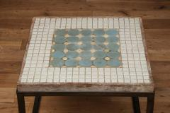 Tile Top Side Table - 1279676