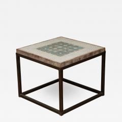 Tile Top Side Table - 1280151