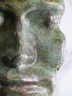 Tim Rawlins Reflective Self Unique Bronze Sculpture - 1757241