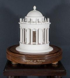 Timothy Richards A Plaster Model of the Temple at Tivoli by Timothy Richards - 271204
