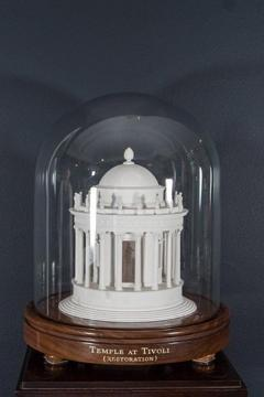Timothy Richards A Plaster Model of the Temple at Tivoli by Timothy Richards - 271205