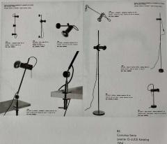 Tito Agnoli Tito Agnoli 387 Floor Lamp for Oluce - 1635663