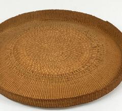 Tlingit lidded rattletop basket - 1664239