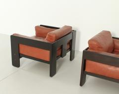 Tobia Scarpa Pair of Bastiano Armchairs by Tobia Scarpa for Gavina 1960 - 1919304