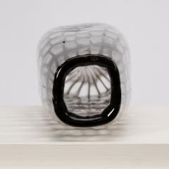 Tobia Scarpa Tobia Scarpa Italy Murano Blown Glass Large Occhi Murrine Vase - 1506738