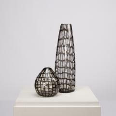 Tobia Scarpa Tobia Scarpa Italy Murano Blown Glass Large Occhi Murrine Vase - 1506740