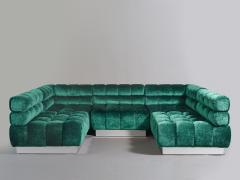 Todd Merrill Todd Merrill Custom Originals Double Back Tufted Sectional Seating USA 2015 - 212213