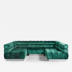 Todd Merrill Todd Merrill Custom Originals Double Back Tufted Sectional Seating USA 2015 - 213071