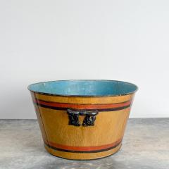 Tole Wine Cooler France Circa 1840 - 1459082