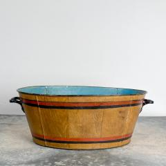 Tole Wine Cooler France Circa 1840 - 1459083