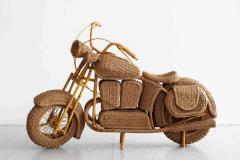 Tom Dixon TOM DIXON MOTORCYCLE SCULPTURE - 1759226
