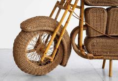 Tom Dixon TOM DIXON MOTORCYCLE SCULPTURE - 1759230