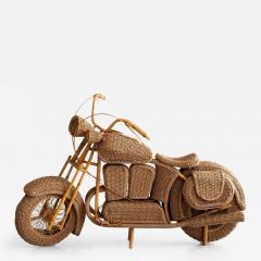 Tom Dixon TOM DIXON MOTORCYCLE SCULPTURE - 1762153