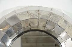 Tom Dixon Tom Dixon Faceted Steel Pedestal Basin and Mirror - 1024274