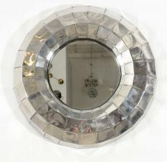 Tom Dixon Tom Dixon Faceted Steel Pedestal Basin and Mirror - 1024282