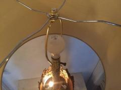 Tom Greene Brutalist Table Lamp by Tom Greene for Feldman - 209185