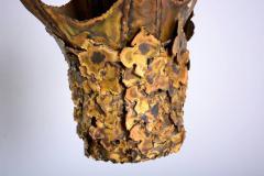 Tom Greene Tom Greene Brutalist Torch Cut Chandelier - 410324