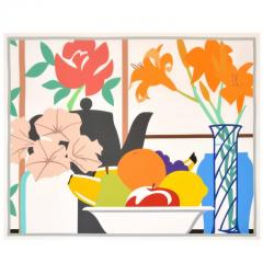 Tom Wesselmann Large Tom Wesselmann Lithograph Signed Limited Edition - 127724