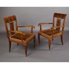 Tomaso Buzzi Pair of Armchairs attributed to Tomaso Buzzi Italy 1930s - 1919185