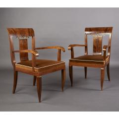 Tomaso Buzzi Pair of Armchairs attributed to Tomaso Buzzi Italy 1930s - 1919192
