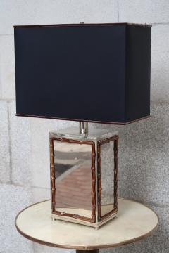 Tommaso Barbi A table lamp signed by Tommaso Barbi Italy 60 - 763813