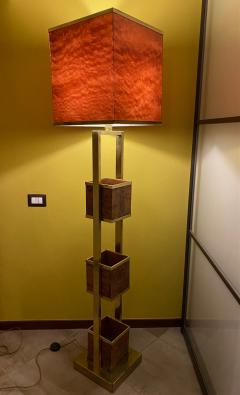 Tommaso Barbi Floor Lamp with Flowers Boxes - 1794995