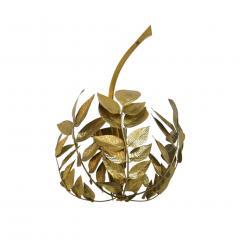 Tommaso Barbi Mid Century Modern Tommaso Barbi Brass Italian Pair of Sconces - 1251818