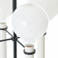 Tommi Parzinger 1950s Tommi Parzinger Steel Floor Lamp - 1582096