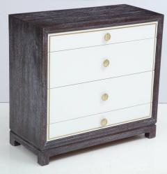 Tommi Parzinger Cerused Mahogany Chests - 838756