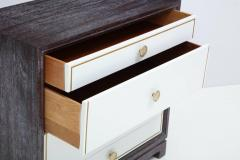 Tommi Parzinger Cerused Mahogany Chests - 838759