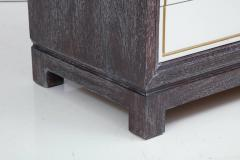 Tommi Parzinger Cerused Mahogany Chests - 838762